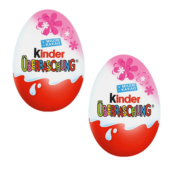 Kinder Surprise Eggs Girls (12)