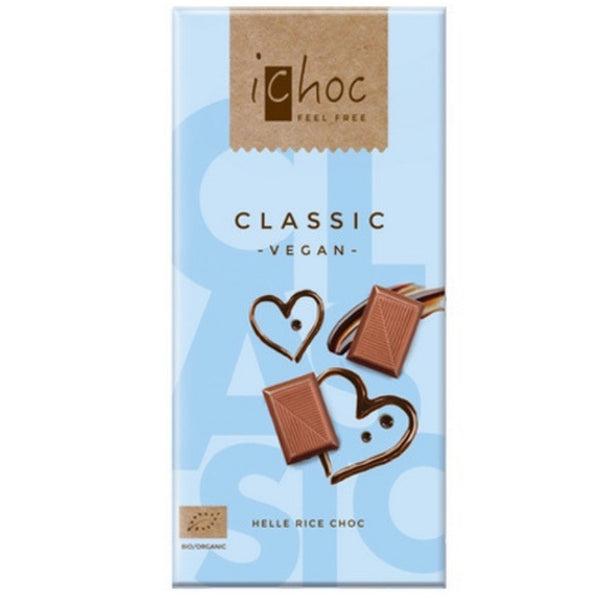 iChoc Vegan Chocolate Classic - Chocolate & More Delights