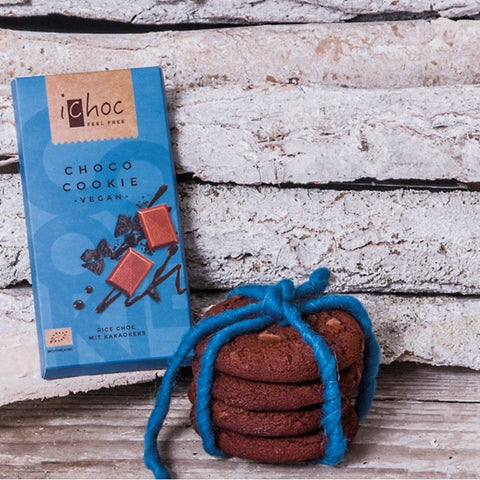iChoc Vegan Chocolate Cookie - Chocolate & More Delights