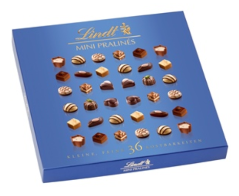 Lindt Mini Pralines-Pralines-Chocolate & More Delights