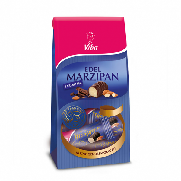 Marzipan Dark Chocolate-Marzipan-Chocolate & More Delights