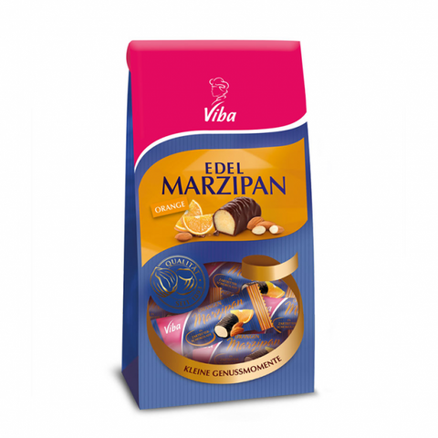 Marzipan Orange-Marzipan-Chocolate & More Delights