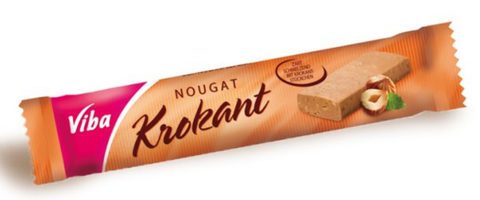 Nougat Bar Brittle-Nougat-Chocolate & More Delights