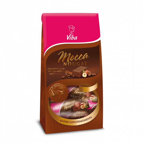 Nougat Mocca Minis-Nougat-Chocolate & More Delights