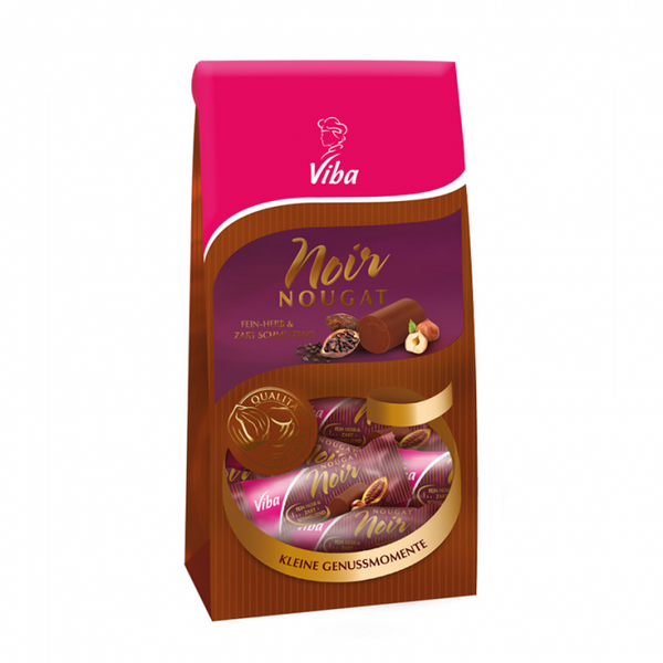 Nougat Noir Minis-Nougat-Chocolate & More Delights