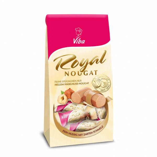 Nougat Royal Minis-Nougat-Chocolate & More Delights