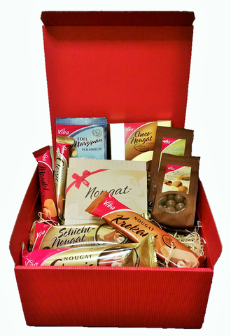 Viba Nougat Variety Gift Hamper-Chocolate & More Delights