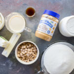 white chocolate peanut butter fudge ingredients