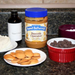 Peanut Butter Tagalong Party Dip ingredients
