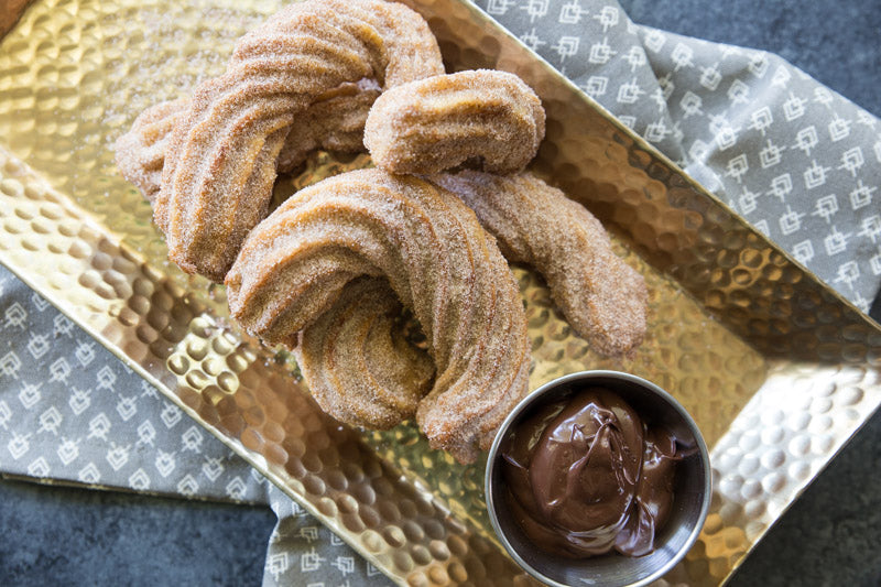 Peanut Butter Churros