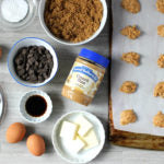 Crunchy Peanut Butter-Stuffed Blackout Cookies Ingredients