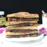 Chocolate Hazelnut French Toast Beauty