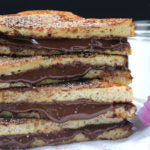 Chocolate Hazelnut French Toast Beauty 2