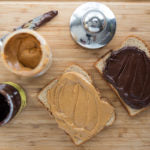 Peanut Butter & Chocmeister Crustless Sandwich Ingredients