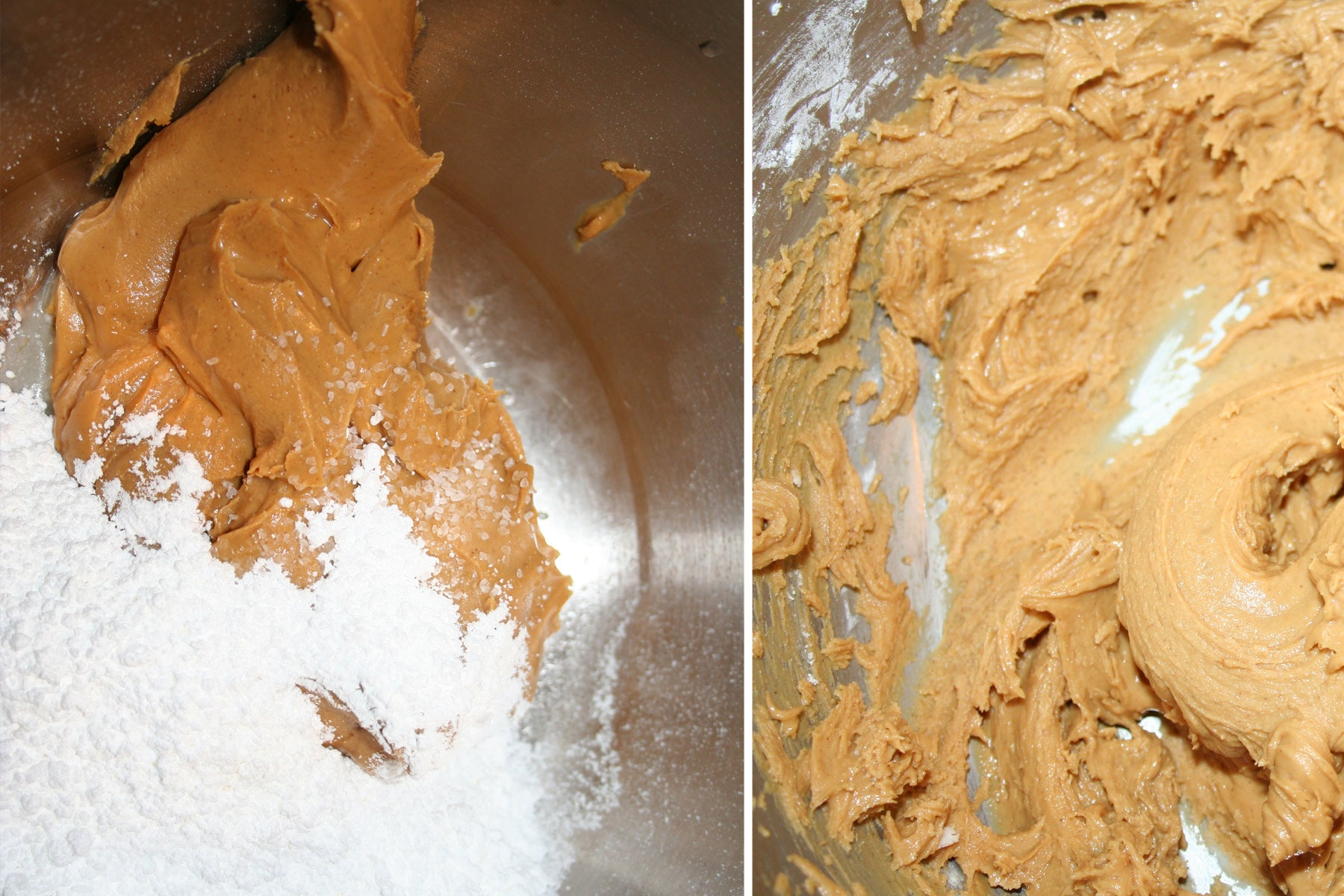 Homemade Girl Scout Cookies: Smooth Operator Tagalongs® - Smooth Operator peanut butter and confectioners' sugar