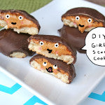 Homemade Girl Scout Cookies: Smooth Operator Tagalongs®