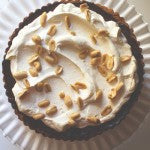 Peanut Butter Chess Stack Pie