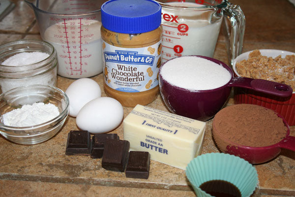 Peanut Butter Chocolate Cream Pie Ingredients - Peanut Butter & Co. Smooth Operator peanut butter