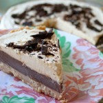 Peanut Butter Chocolate Cream Pie