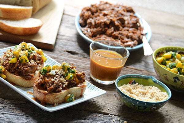 Peanut Butter Carnitas