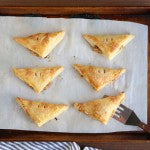 Peanut Butter and Jelly Turnovers