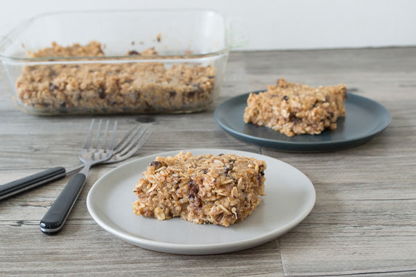 Peanut Butter Quinoa Bars