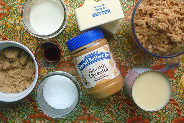 Salted Caramel Peanut Butter Pie Ingredients - Peanut Butter & Co. Smooth Operator Peanut Butter