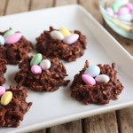 No-Bake-Chocolate-Peanut-Butter-Easter-Nests