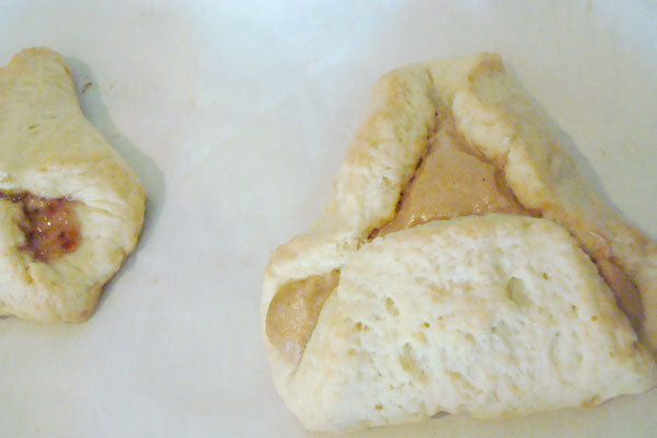 Finished Hamantaschen