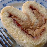 Finished PB&J Jelly Roll