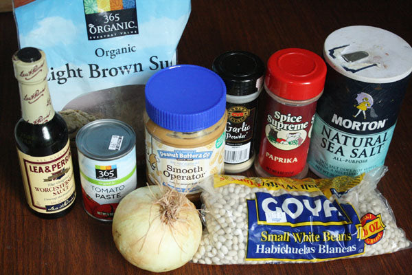 Peanut Butter Baked Beans Ingredients - Peanut Butter & Co. Smooth Operator Peanut Butter
