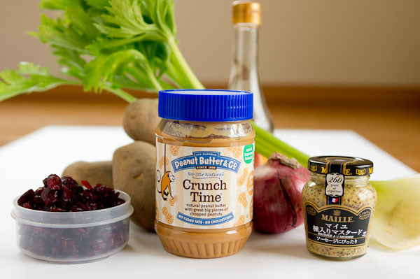 Peanut Butter Potato Salad Ingredients - Peanut Butter & Co. Crunch Time Peanut Butter