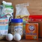 Peanut Butter Oatmeal Pancakes Ingredients - Peanut Butter & Co. Old Fashioned Smooth peanut butter
