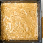 peanut butter layer