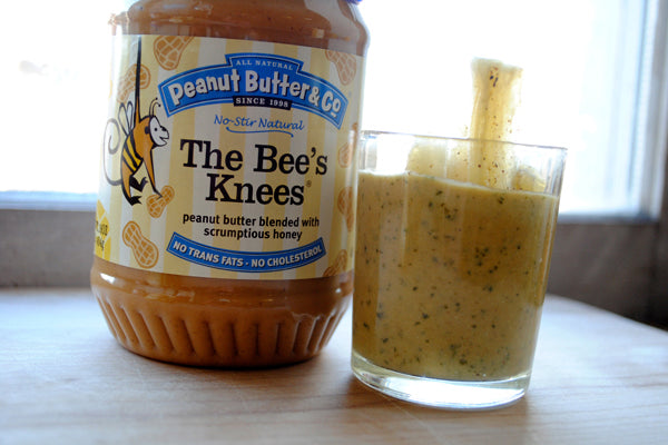 Pineapple Peanut Sauce ingredients - Peanut Butter & Co. The Bee's Knees Peanut Butter