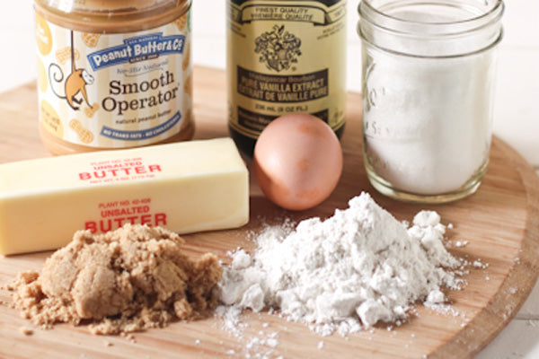 Peanut Butter Cookies Ingredients - Peanut Butter & Co. Smooth Operator Peanut Butter