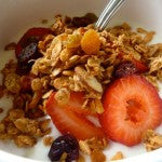 Mighty Maple Granola