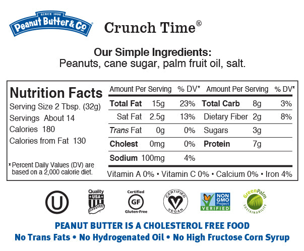 crunch time nutrition