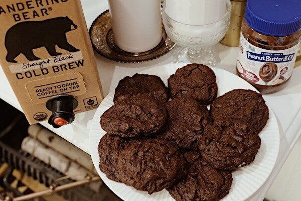Cold Brew and Dark Chocolatey Dreams Cookies