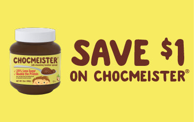 Save $1 on Chocmeister