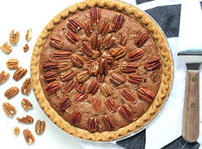 Chocolate Peanut Butter Pecan Pie Recipe
