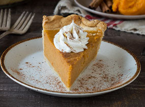 Peanut Butter Sweet Potato Pie Recipe