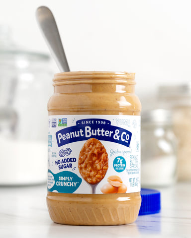 Peanut Butter & Co. Simply Crunchy