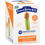 Peanut Butter & Co. Smooth Operator Squeeze Packs