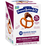 Peanut Butter & Co. Dark Chocolatey Dreams Squeeze Packs