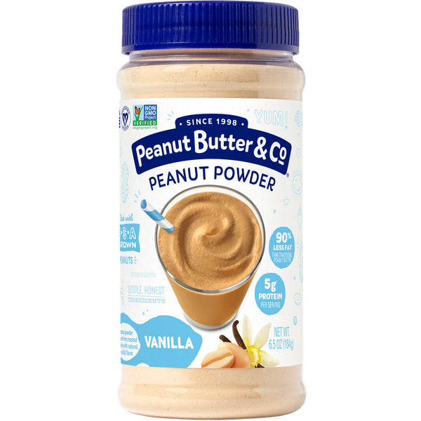 Peanut Powder – Vanilla