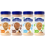 Peanut Powder Assortment - 4 Pack