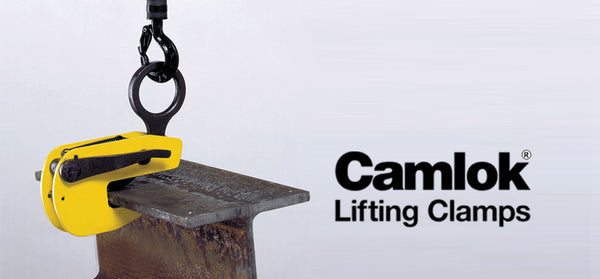 Camlok Clamps Make Material Handling Easier