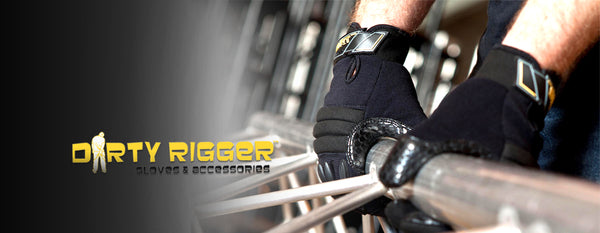 Dirty Rigger gloves take the hands-on approach to the entertainment industry