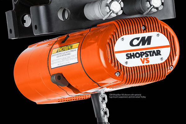 Hoists are the Industrial Equipment offered by MTN Shop EU